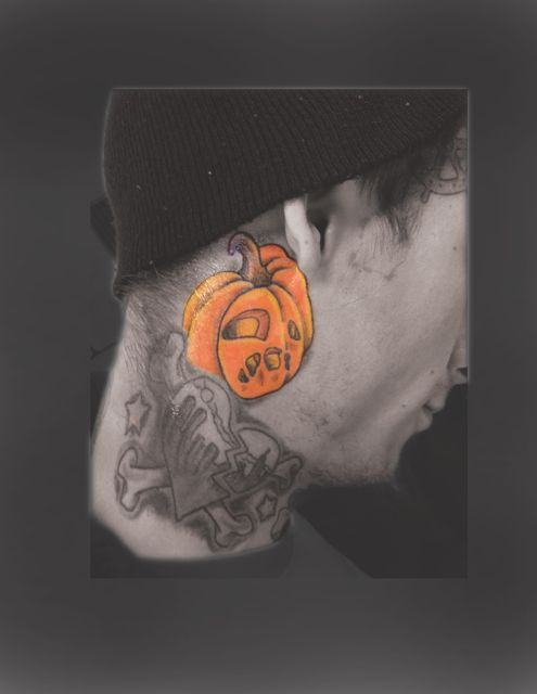 Damian Pumpkin