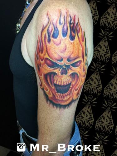 Flame-Skull-web