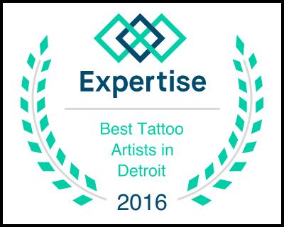 Aaron Broke – Top Tattoo Artist in Detroit